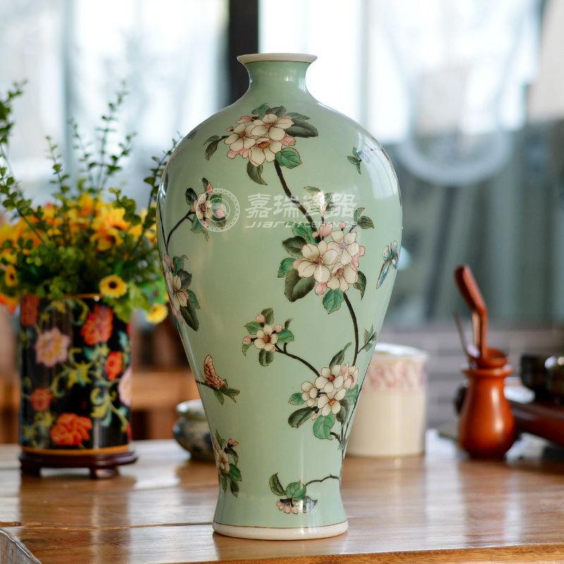 Vase Bottle Picture More Detailed Picture About Chinese