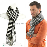 WJ002-- 2015 New  Women's scarf  Imitation cashmere knitting Plover case color warm winter men Scarves free shipping