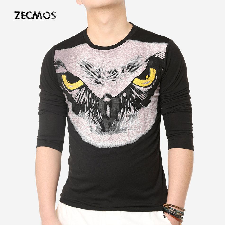Top Novelty Sweatshirts For Men Graphic Sweatshirts Male Boys Sweatshirts 3D Eagle Patterns Long Sleeve O Neck Cotton Hip Hop(China (Mainland))