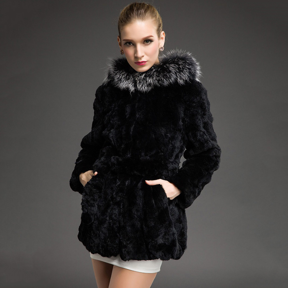 fur collar wool coat Picture - More Detailed Picture about 2016