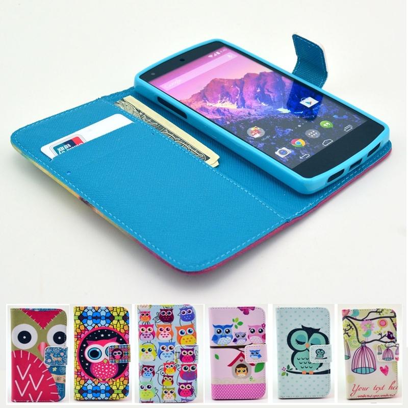 Fashion Luxury Flip Leather Cover For LG Google Nexus 5 Case E980 D820 D821 Mobile Phone Cases For Google Nexus 5 RB0583