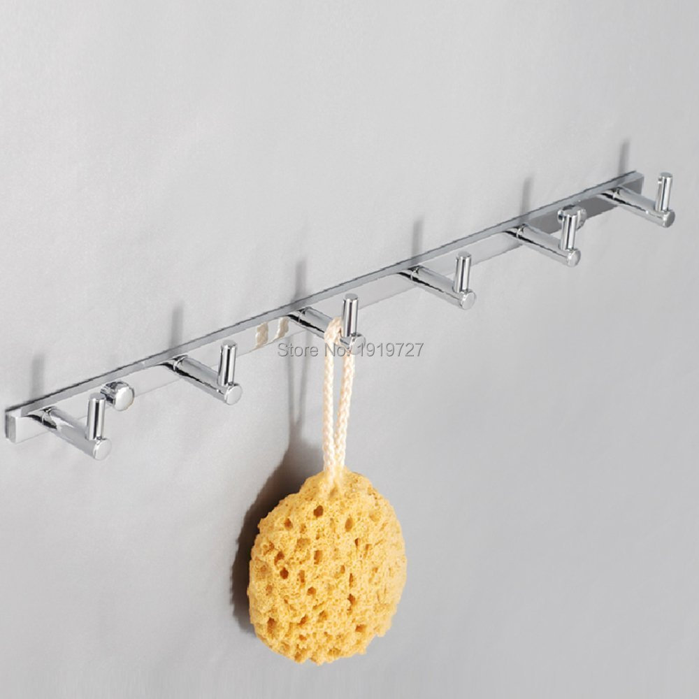 Modern coat racks wall mounted promotion shop for for G style bathroom accessories