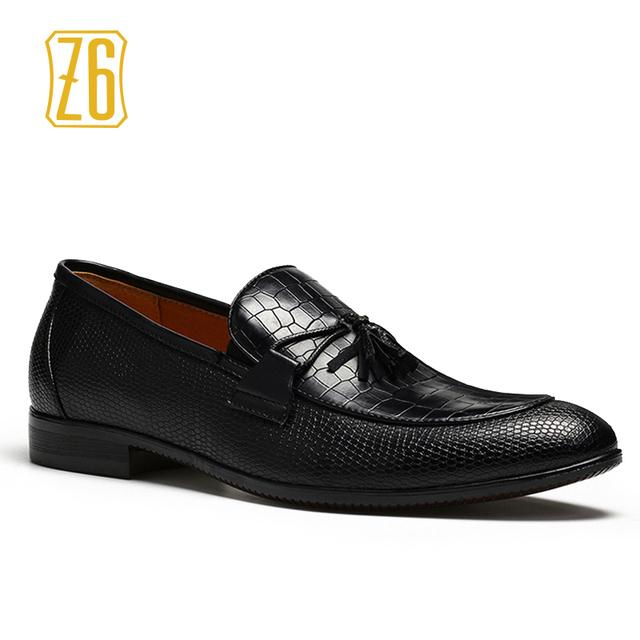 39 - 45 мужчин оксфорды Высокое качество красивый удобный Z6 бренд мужской свадебные ...
