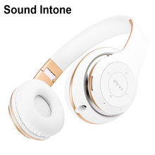 Sound Intone BT-P5 Bluetooth Headphones Wireless Stereo Headsets with Mic Support TF Card FM Radio for iPhone Samsung Calls(China (Mainland))