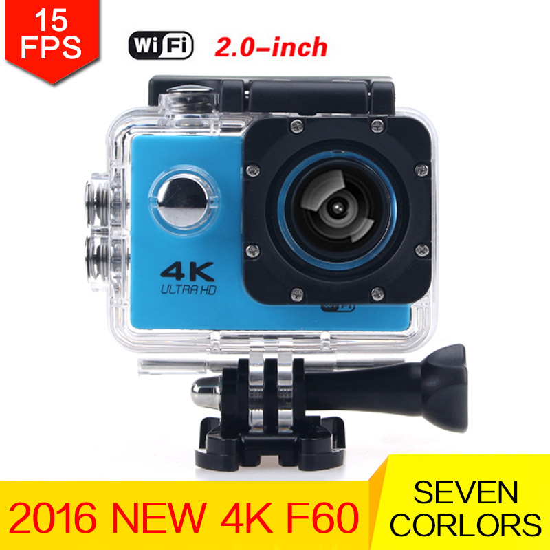 "Здесь можно купить  gopro hero 4 style Action Camera F60  Sport camera Ultra 4K HD 16Mp 170 degrees Wide Angle 2.0"" LCD waterproof 30m mini Cam gopro hero 4 style Action Camera F60  Sport camera Ultra 4K HD 16Mp 170 degrees Wide Angle 2.0"" LCD waterproof 30m mini Cam Бытовая электроника"
