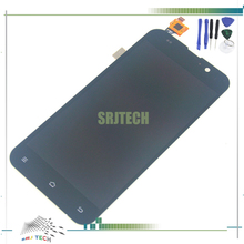 New Original Touch Screen + Display LCD Assembly Replacement For ZOPO ZP980 C2 C3 ZP980 free shipping+Tools color Black /White