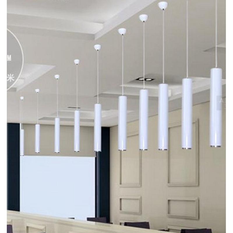 LukLoy Pendant Lamp Lights Kitchen Island Dining Room Shop Bar Counter Decoration, Cylinder Pipe Pendant Lights Kitchen Lights(China (Mainland))