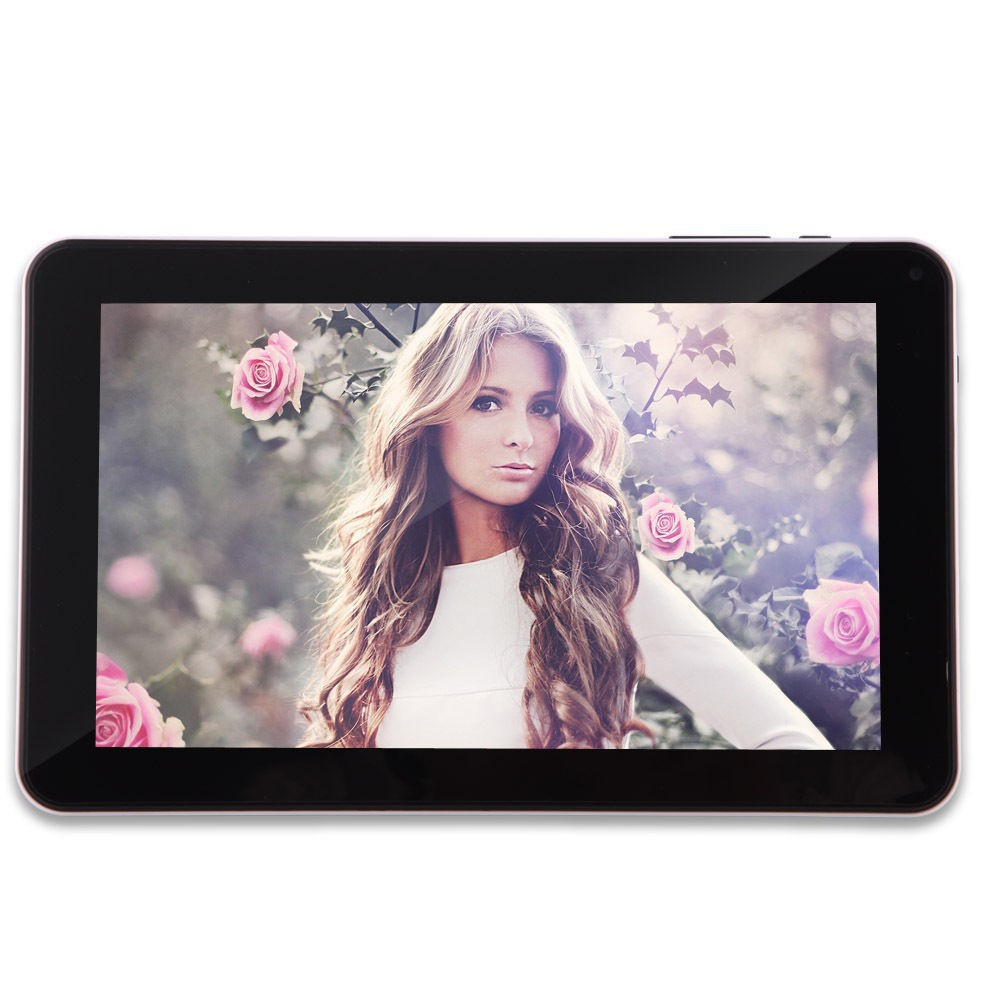 9 Android4 4 quad core tablets pc wifi bluetooth 1GB 16GB 9 inch tab pc OTG