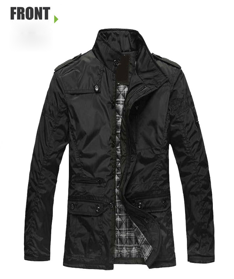 Мужские Куртки Весна Осень Купить В Москве