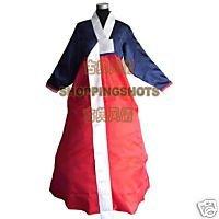 Korean wedding Hanbok dress dancing gown 061701 offer custom made service