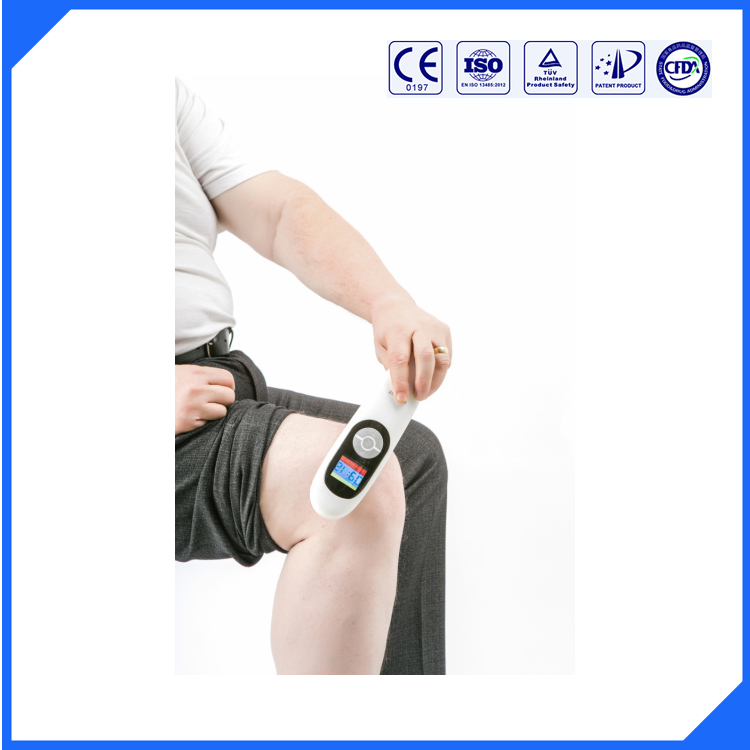 cold laser home use Pain management therapy device electronic acupuncture medical equipment
