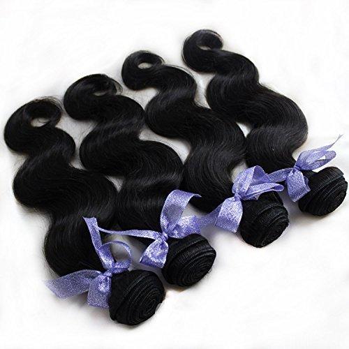 6A Russian Virgin Hair Weaves 4Pcs/Lot Bundles Unprocessed Virgin Russian Body Wave Weaves Russian Human Hair