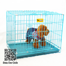 dog cage, cat cage - Detachable & Carriable & Easy Cleaning with Tray, pet house dog, pet bed house kennel for rabbit cat dog(China (Mainland))