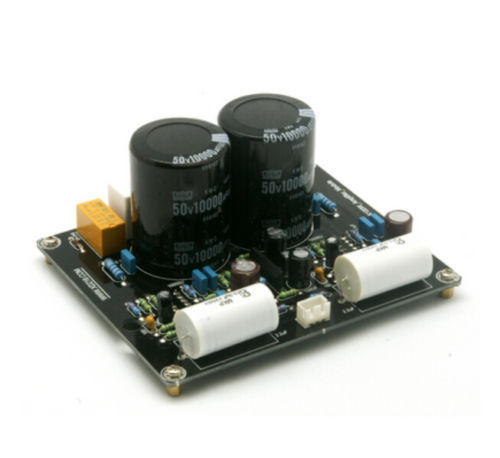 TDA7294 installed 2 * 100W current feedback amplifier board Audio Amp board Free shipping(China (Mainland))