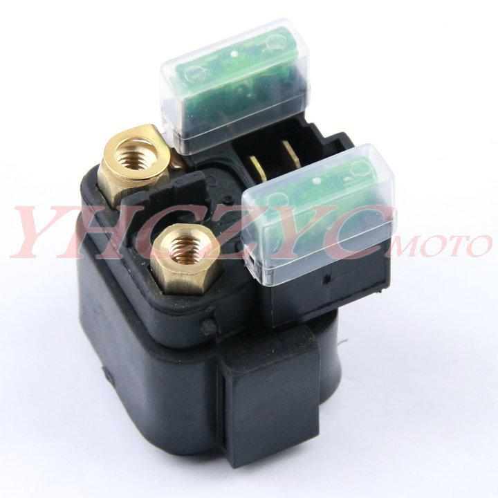 Fit Yamaha RAPTOR 350 YFM350 WR450 YFZ450 660 YFM660 Electric Starter motor relay /Starter Relay Solenoid - YHC YHC's store