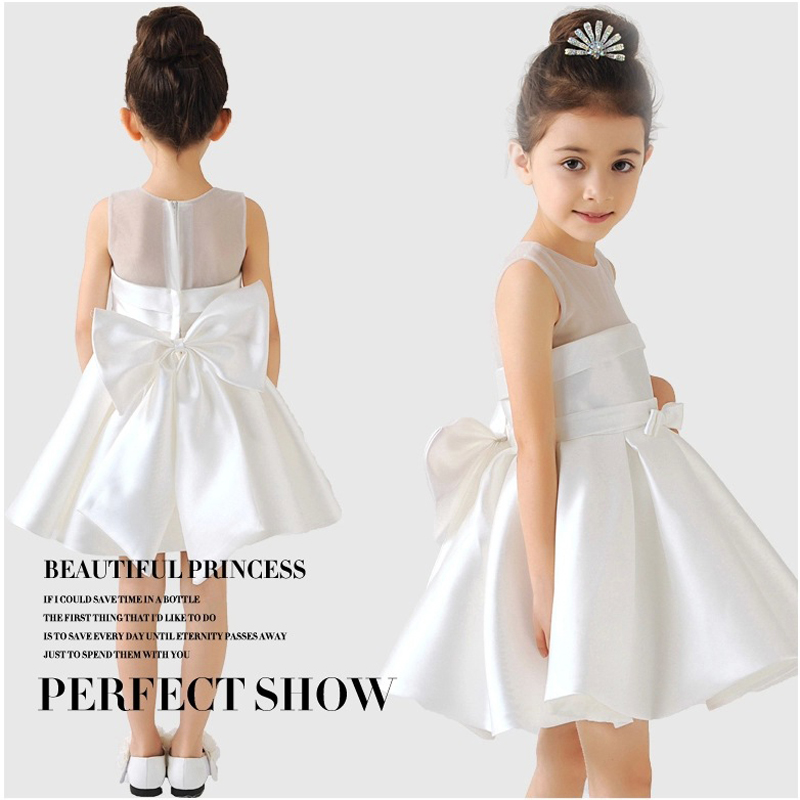 2 8years summer style princess tutu dress kids clothes for Dresses for wedding for kids