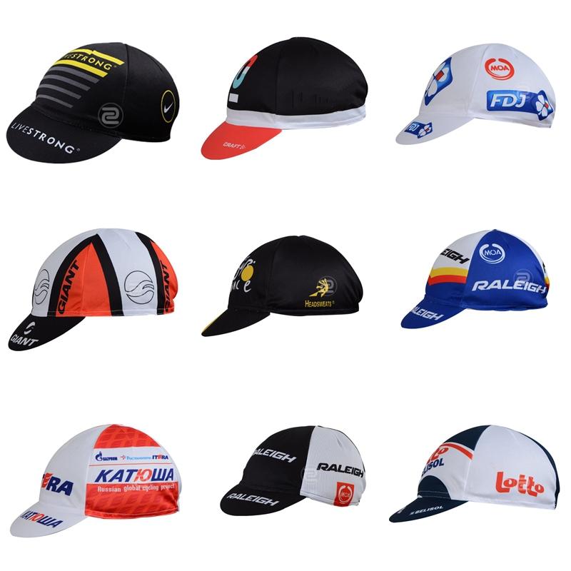 Гаджет  Pro Team wear Riding Hats Men Cycling Bike Bicycle Cap MTB hat Cycling caps Outdoors Breathable Antisweat Sunproof  Cycling cap None Спорт и развлечения