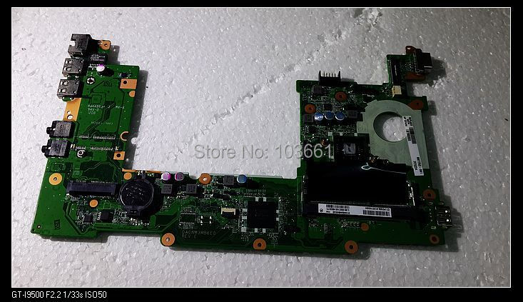 for HP Mini 210 110 CQ10 667752-001 DAONM3MB6E0 Atom N2800 1.86-GHz Integrated laptop motherboard, fully tested(China (Mainland))