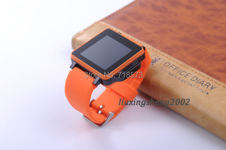 new 2013 upgrade watch mobile phones capacitance screen QQ video to watch factor(China (Mainland))