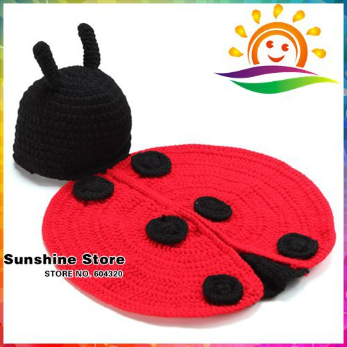 Baby clothing Knitted caps Handmade infant hats lovely Crochet newborn infant costumes hats photography props #3C2678 5 pcs/lot(China (Mainland))