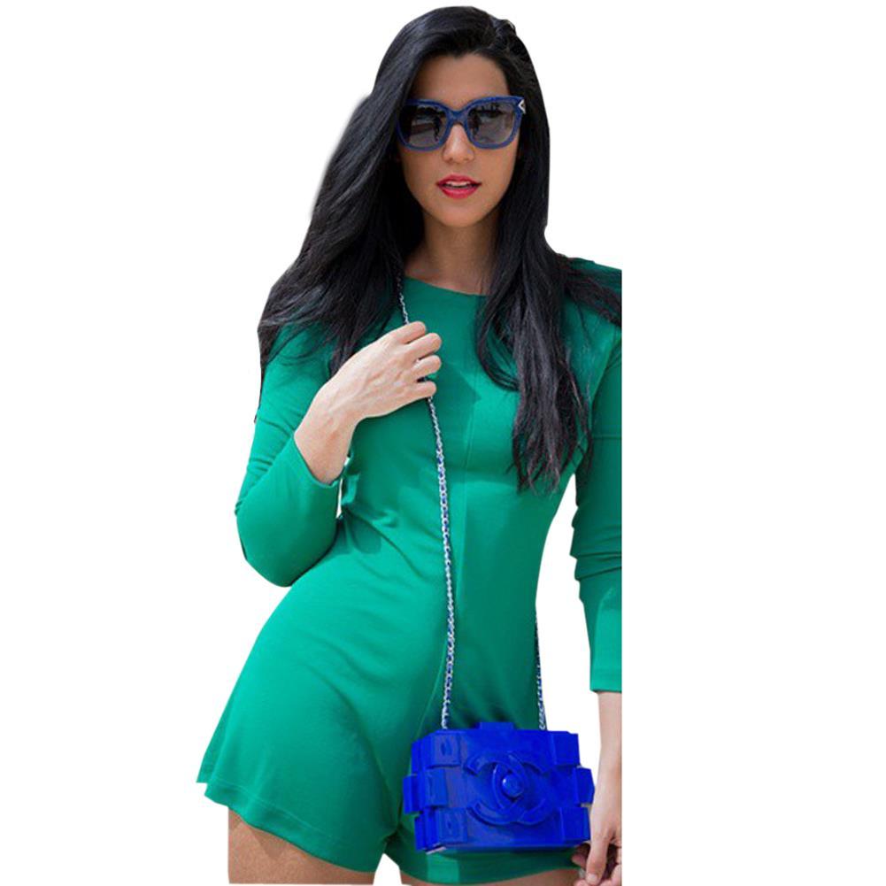 Popular Pera Doce For TFC Women Sea Green Jumpsuit