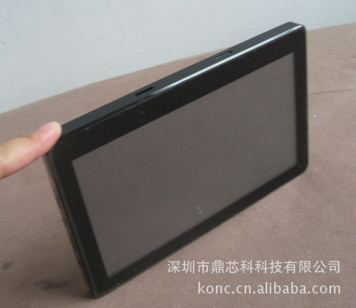 7 inch GPS navigator Analog TV FM Bluetooth Rearview market after launching new hot(China (Mainland))
