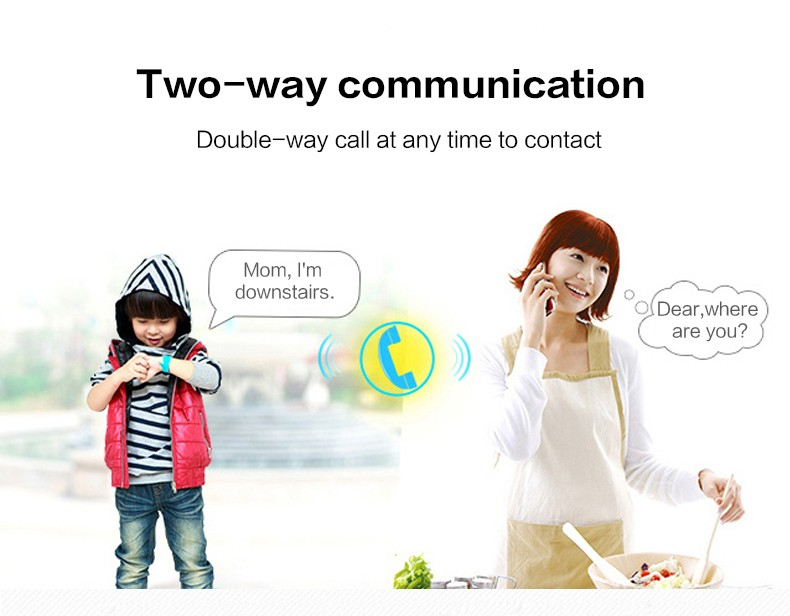 2016 Smart Kid Safe GPS GPRS Watch Wristwatch SOS Call Location Finder Locator Tracker Child Anti Lost Monitor Baby Gift G36 Q50