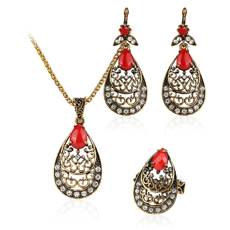 Cool  In Gold Fulani Handforged Classic Seedpodlike Traditional Jewelry