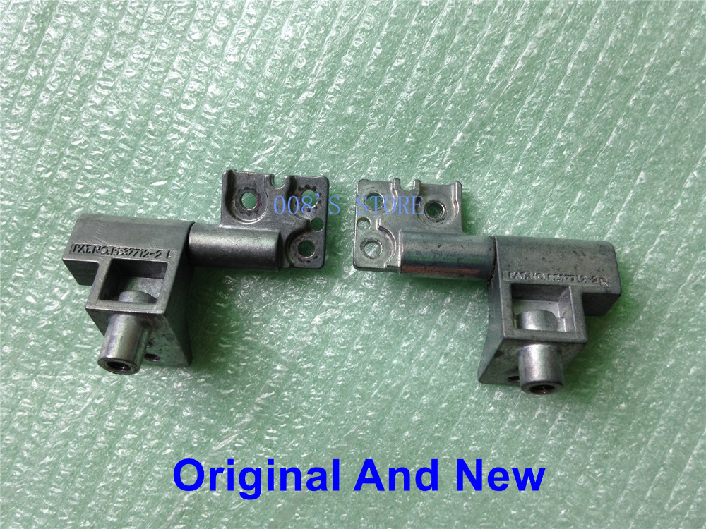 Brand New Original Laptop LCD Hinges For SAMSUNG R18 R20 R23 R25 R26 Left & Right 1 Pair Free Shipping For LCD Panel(China (Mainland))