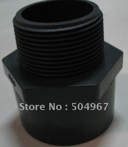 "pipe fittings / pvc pipe fittings/upvc male joint/ upvc male adapter 2""(China (Mainland))"