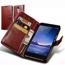 Флип бумажник кожаный чехол для Xiaomi редми примечание 3 примечание 2 Pro телефон слота пластика задняя крышка коке для Hongmi примечание 3 премьер