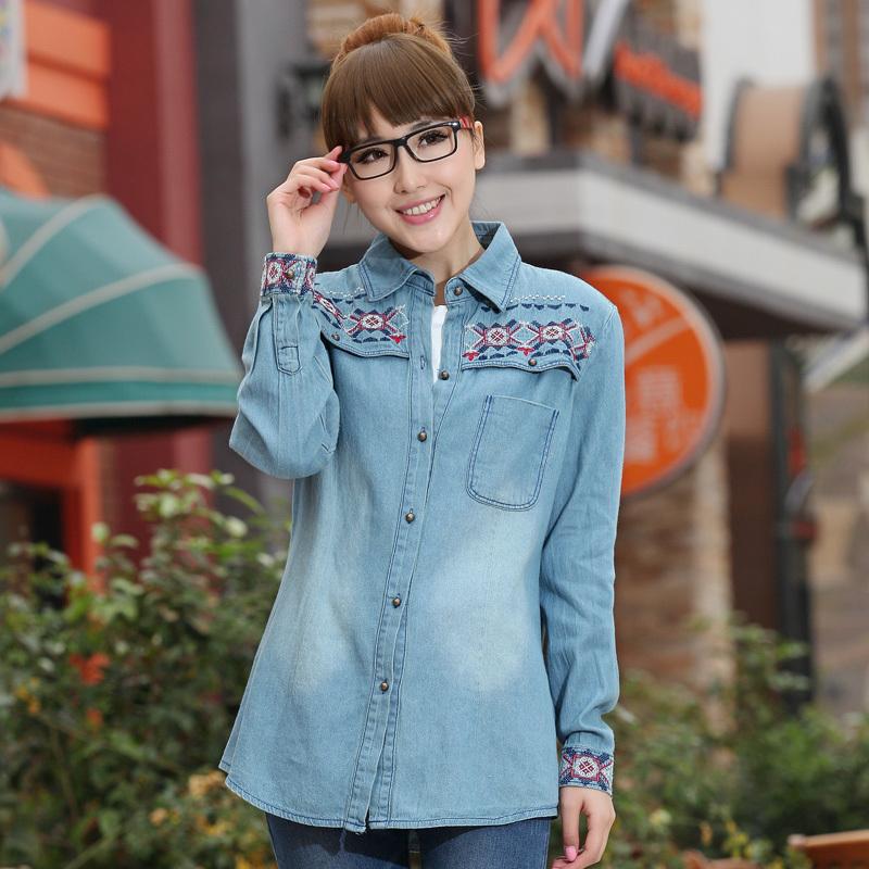 цена Женские блузки и Рубашки Brand new Blusas Femininas 36935487400# онлайн в 2017 году