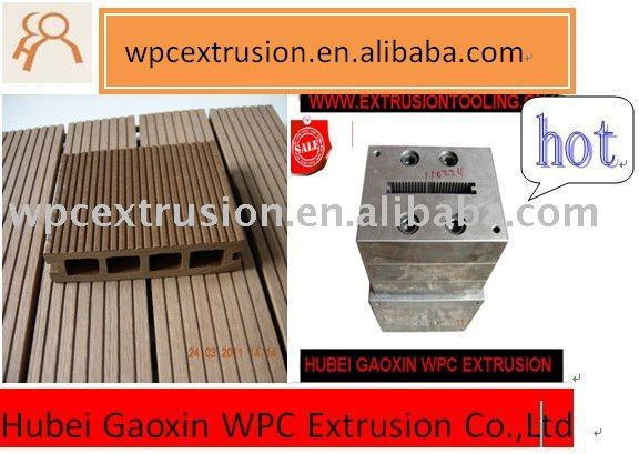 WPC tools for decking