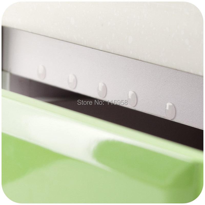 self-adhesive rubber bumper cupboard fender muted trumpet furniture bumper stickers 100 J2496<br><br>Aliexpress