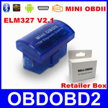OBD/OBD2 Wireless – V2.1 Bluetooth ELM 327 Multi-Language Android Torque/PC