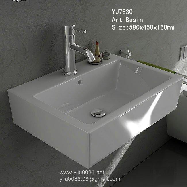 Modern Style Bathroom Sinks : Modern design sink bathroom sinks wash vessel in