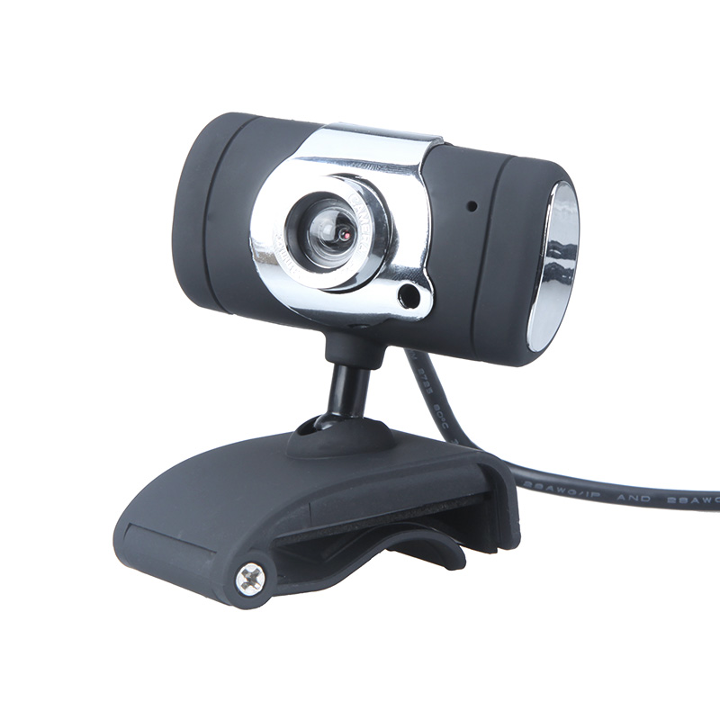 USB 2.0 50.0M HD Webcam Web Camera Cam Digital Video Webcamera with Mic Clip CMOS Image for Computer PC Laptop Android TV/TV Box(China (Mainland))