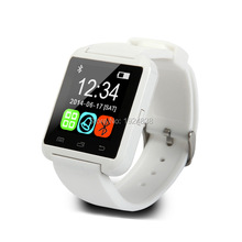 Bluetooth Smart Watch U8 WristWatch for Samsung S4/Note 3 HTC All Android Phone Smartphones SmartWatch 2015 NEW