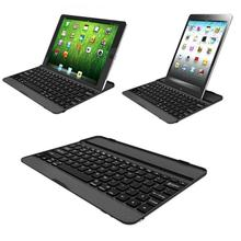 Buy NEW HOT Selling Silver Black Aluminum Bluetooth Stand Keyboard Case Dock New Apple iPad Air 5 jn1 for $20.04 in AliExpress store