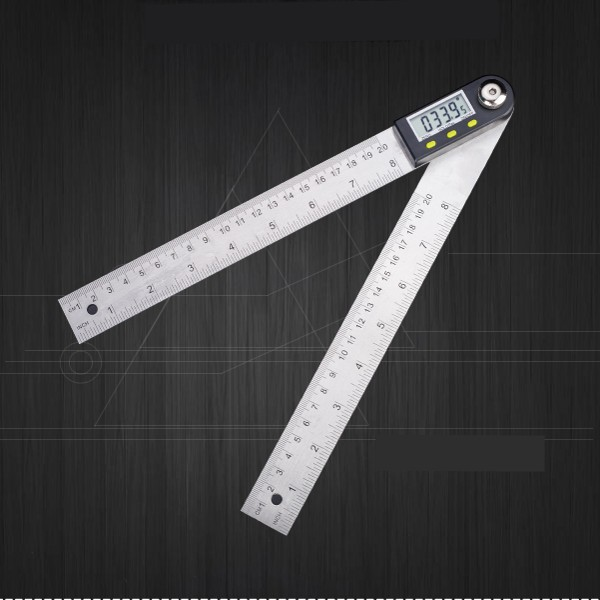 Electronic Angle Instruments : Digital universal bevel protractor promotion shop for