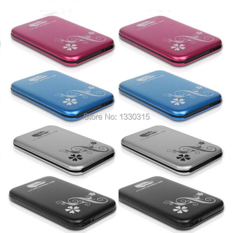 """2.5"""" 2.5 inch USB 3.0 HDD Case Hard Drive Disk SATA External Storage Enclosure Box freeshipping dropshipping Wholesale EFRl8(China (Mainland))"""