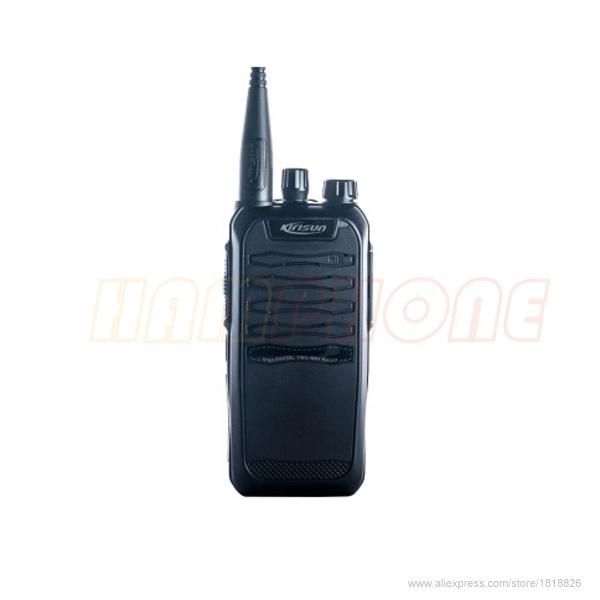 New Digital Ham CB Radio Walkie Talkie Kirisun S785 UHF 16CH 4W Digital models Analog Mode Whisper Function Monitor Scan(China (Mainland))