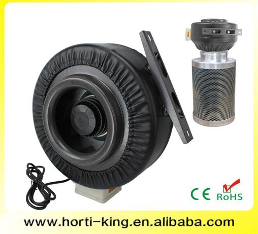 "4"" centrifugal fan blower 4inch 120v/230v hydroponics inline duct fan/grow fan high quality summer air cooling fan(China (Mainland))"