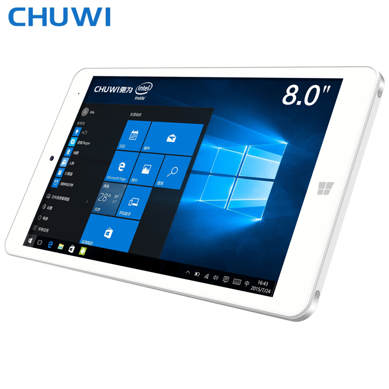 "CHUWI Hi8 PRO 8"" inch INTEL Quad Core Windows 10 Android 5.1 Dual OS 2GB/32GB Tablet PC(China (Mainland))"