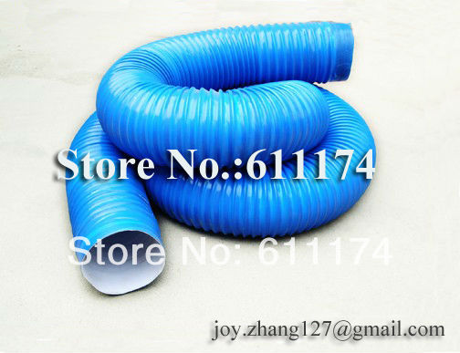 CNC Router Accessories D100mm Dust collector pipe size length 3000mm one piece(China (Mainland))