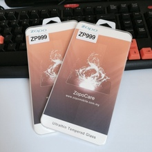 Original ZOPO ZP999 ZP998 3X Cellphone Screen Protector Film Explosion-proof Tempered Glass Protection Film