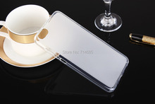 Half Clear 1mm Soft TPU Case Cover Huawei Honor 7i 7 6 4X 4C 4A 4 2 Enjoy 5 5S G Play mini P9 P8 Lite G8 G7 Plus Y6 ShotX - iCurious Trade Co.,Ltd. store