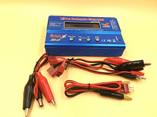 Buy BUILD-POWER IMAX B6 RC Lipo NiMh Battery Digital Balance Charger T Plug Tamiya Connector Calbe for $20.44 in AliExpress store