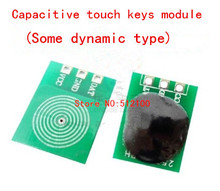 Free shipping 10PCS  Touch sensor module latch type capacitive touch buttons can be battery powered waterproof C / D type(China (Mainland))