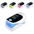 New Alarm setting Health care Finger Pulse Oximeter Oximetro de dedo Saturation Oximetro a Finger